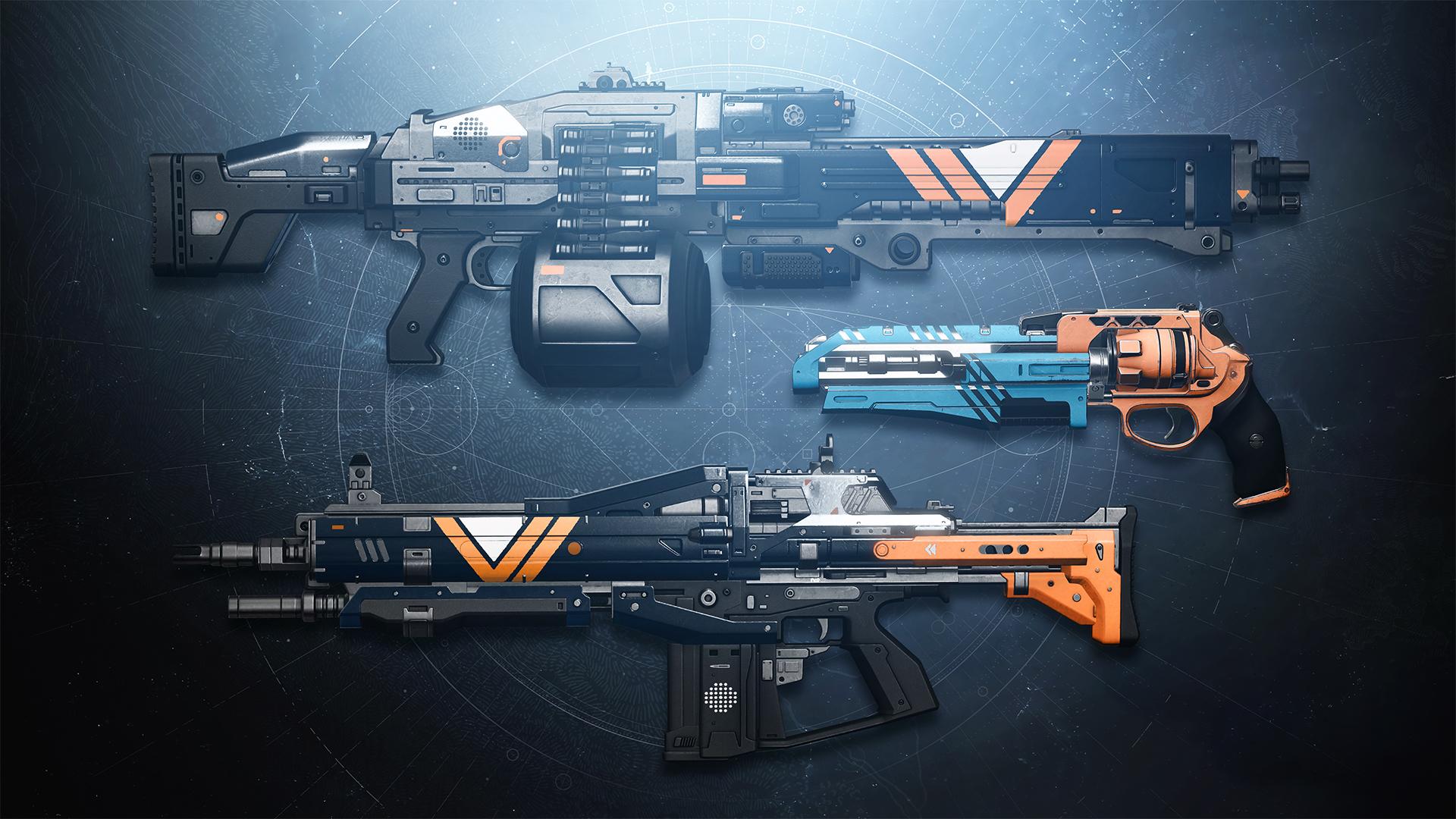 S13 Strike Weapons - This Week At Bungie 2/04/2021