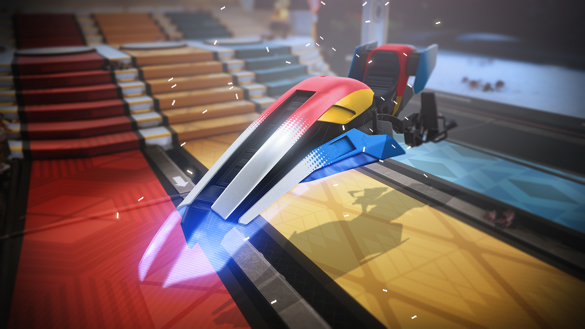 Guardian Games 2021 Sparrow